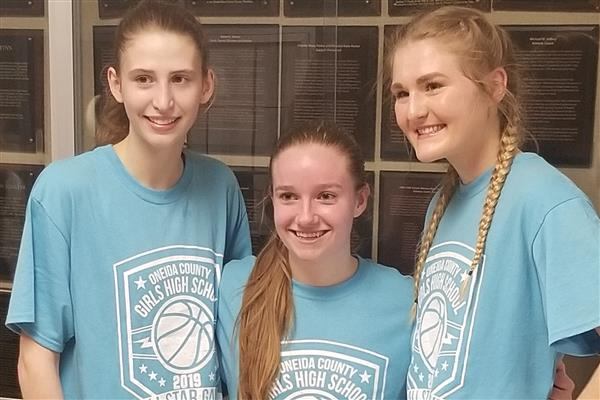3 Girls Varsity Basketball Players Receive Post-Season Honors